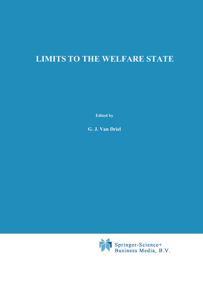 Limits to The Welfare State als Buch