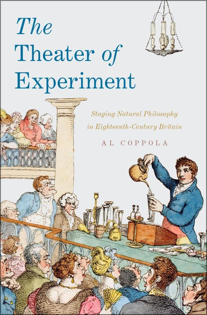 The Theater of Experiment als eBook epub