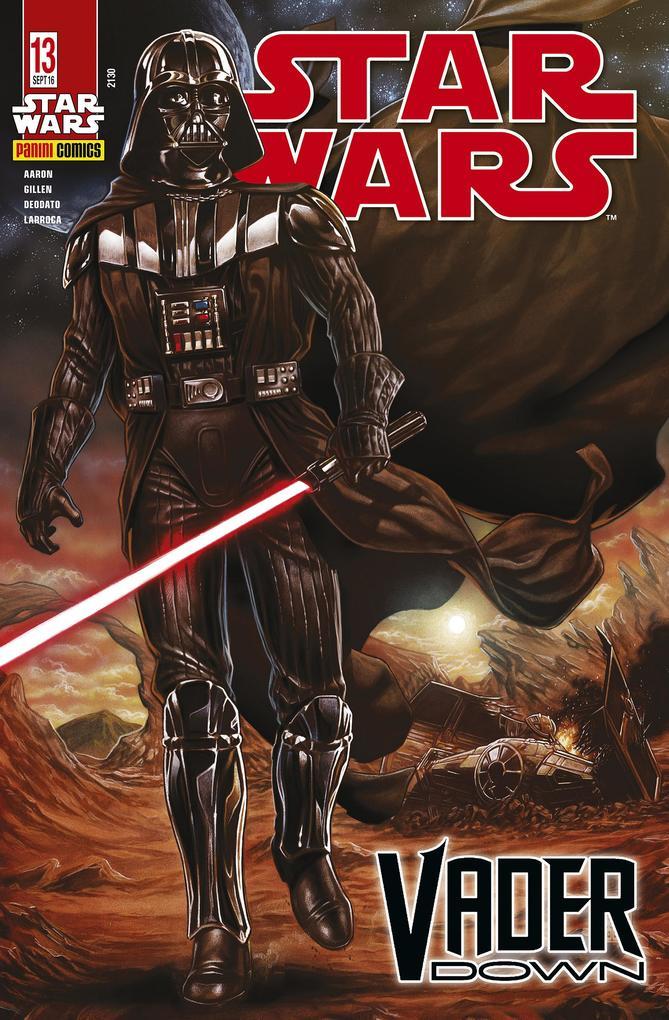 Star Wars, Comicmagazin 13 - Vader Down als eBook pdf