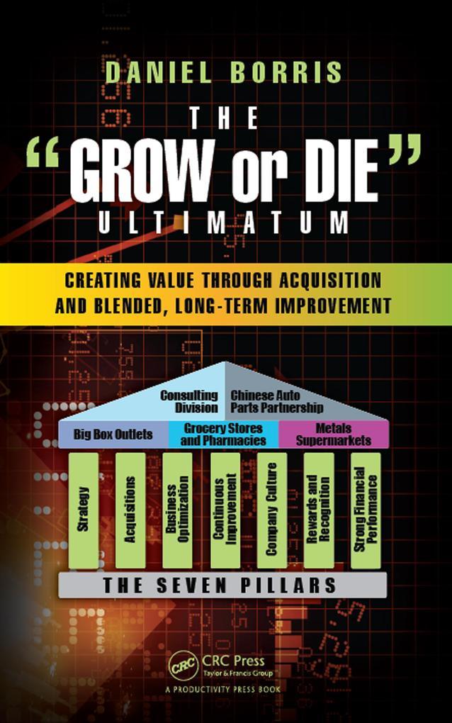 The Grow or Die Ultimatum als eBook epub