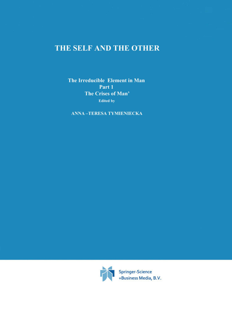 The Self and The Other als Buch