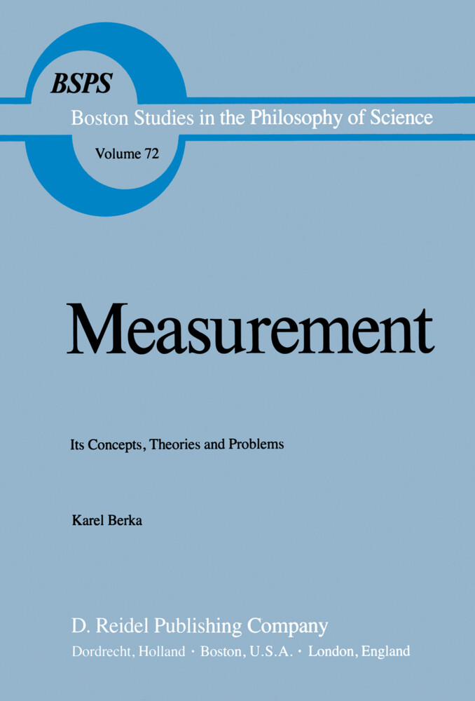 Measurement als Buch