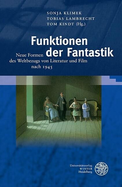 Funktionen der Fantastik als Buch von