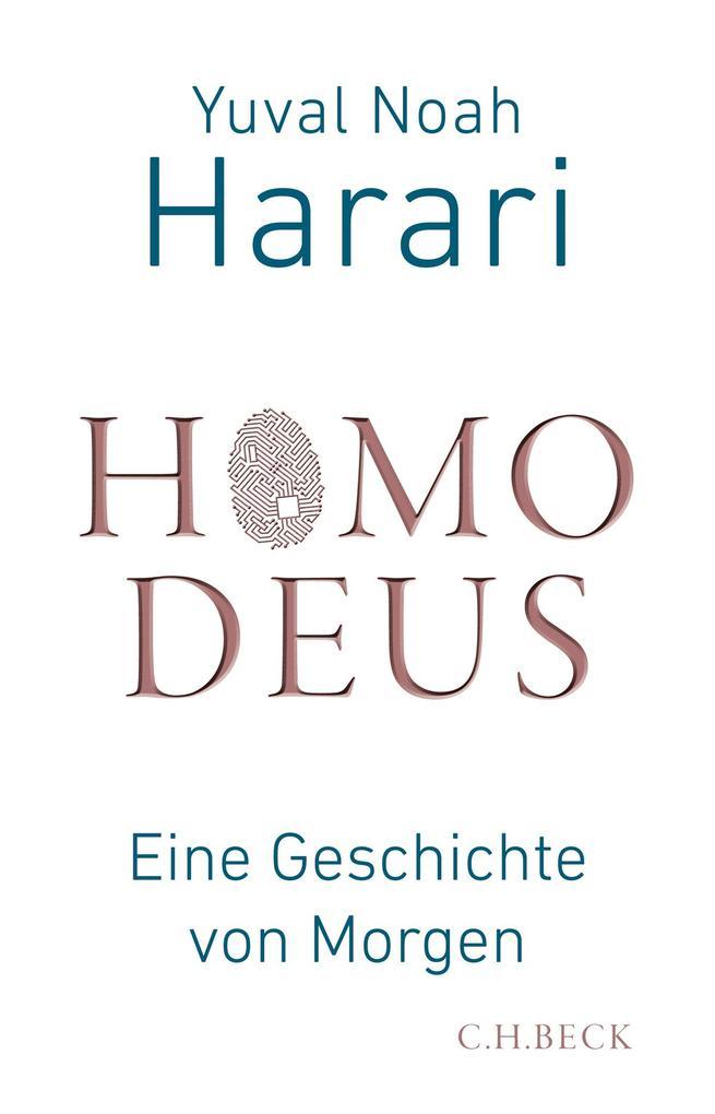 Homo Deus als Buch