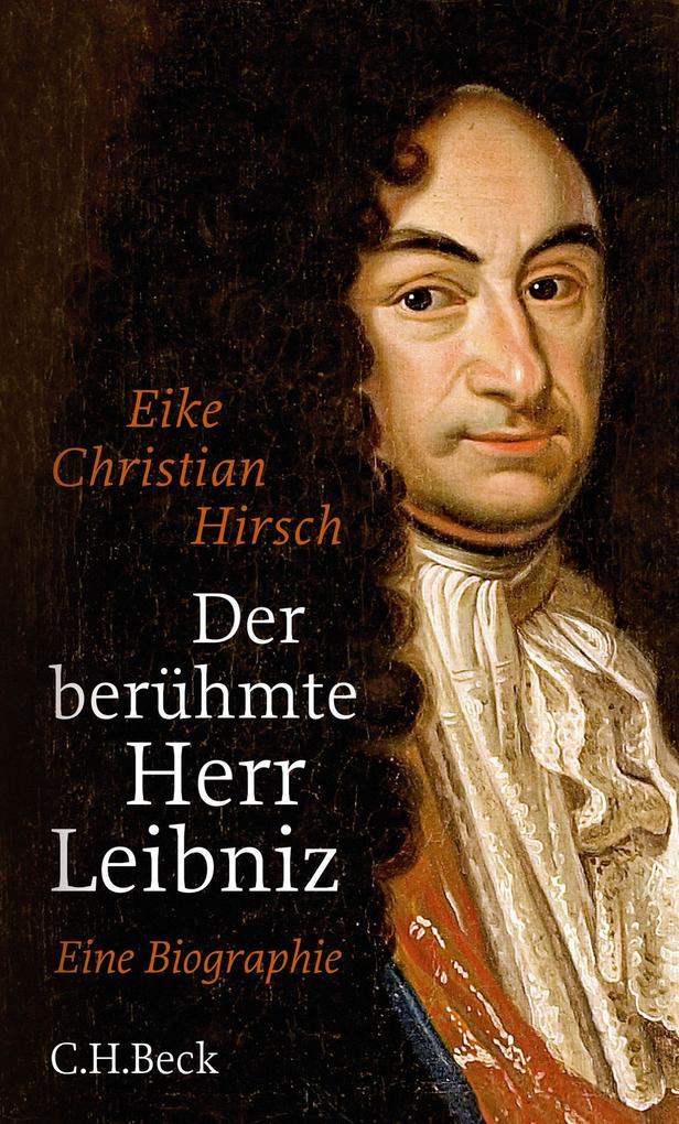 Der berühmte Herr Leibniz als eBook