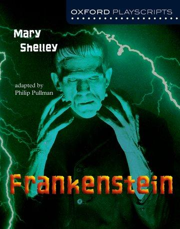 Oxford Playscripts: Frankenstein als Buch
