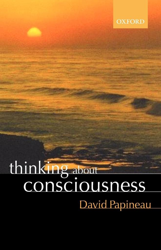 Thinking about Consciousness als Buch