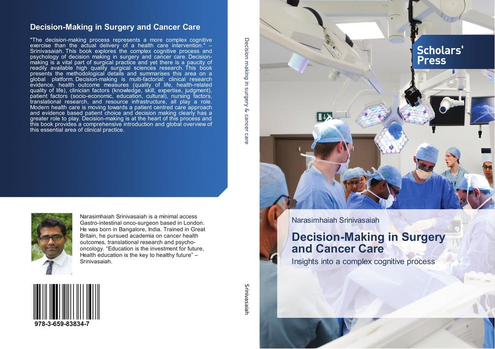 Decision-Making in Surgery and Cancer Care als ...