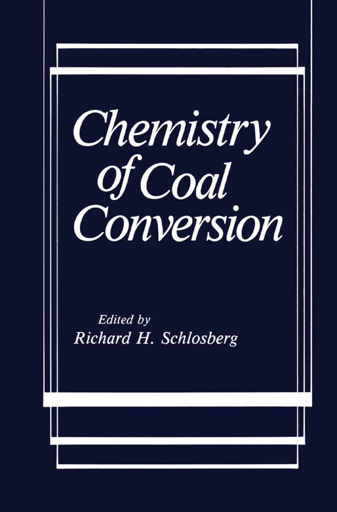 Chemistry of Coal Conversion als Buch