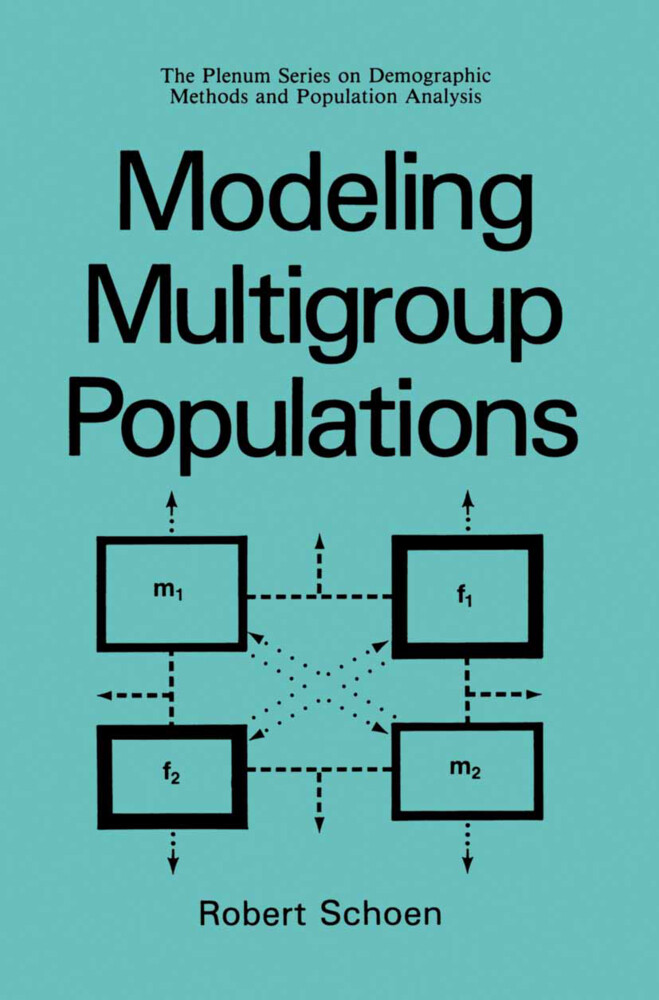 Modeling Multigroup Populations als Buch