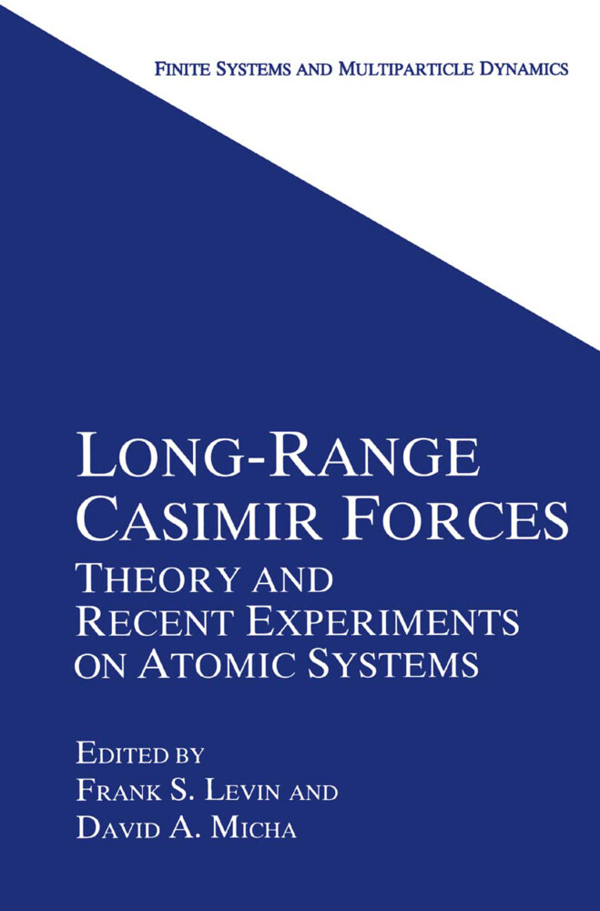 Long-Range Casimir Forces als Buch