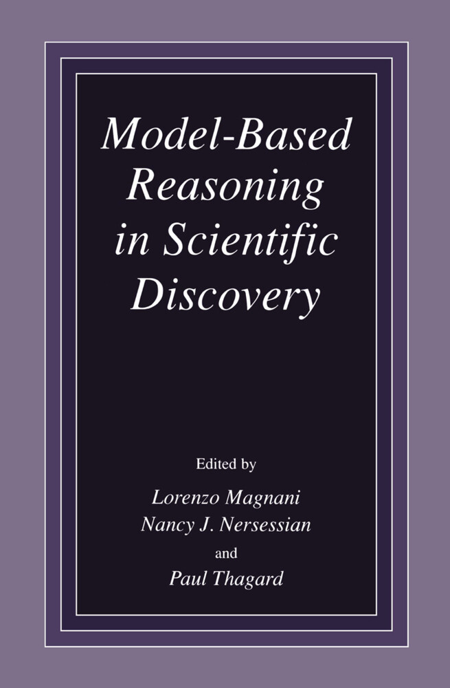 Model-Based Reasoning in Scientific Discovery als Buch