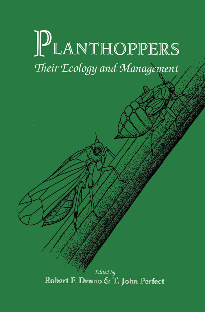Planthoppers als Buch
