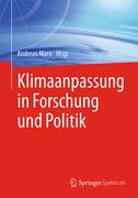 Klimaanpassung in Forschung und Politik