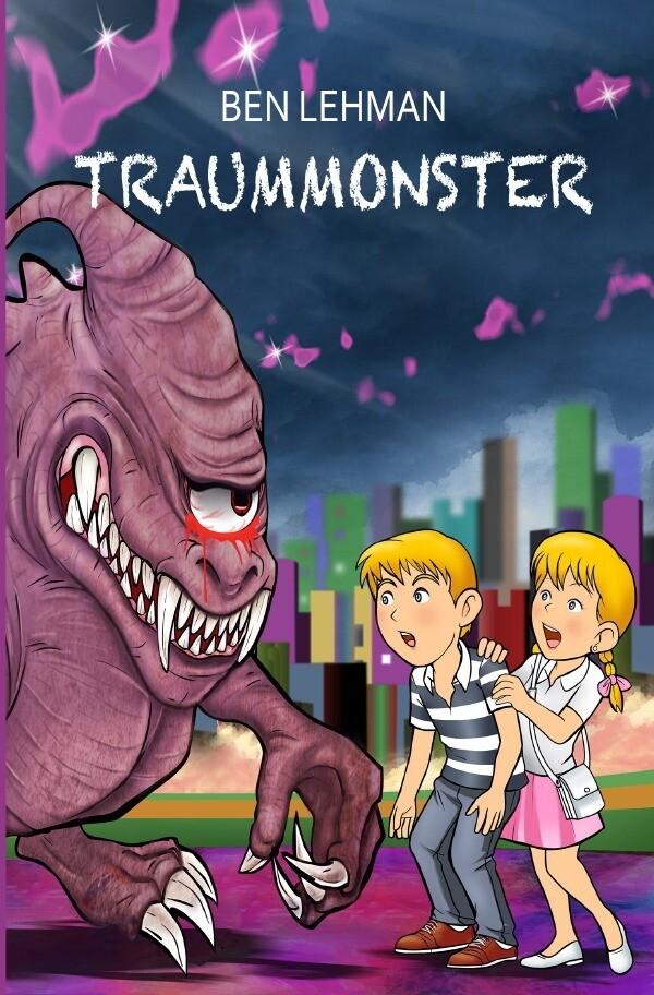 TRAUMMONSTER als Buch