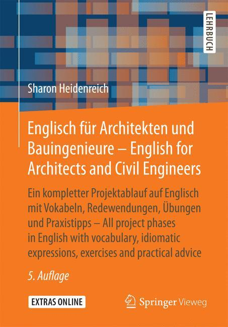 Englisch für Architekten und Bauingenieure - English for Architects and Civil Engineers als Buch