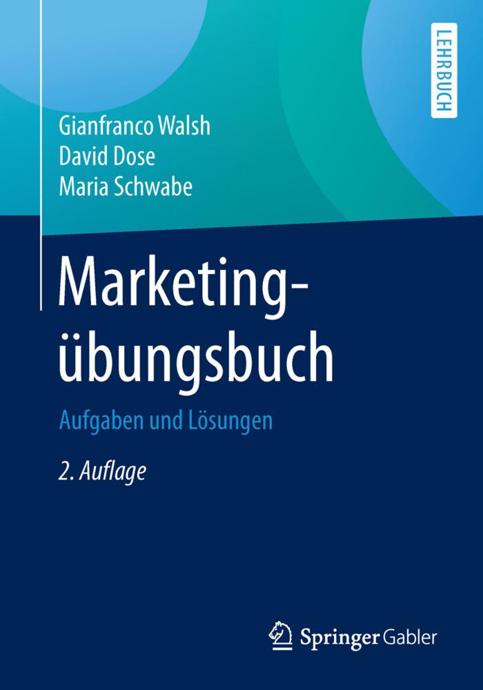 Marketingübungsbuch als Buch