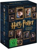 Harry Potter - The Complete Collection (8 Filme, 8 DVDs)