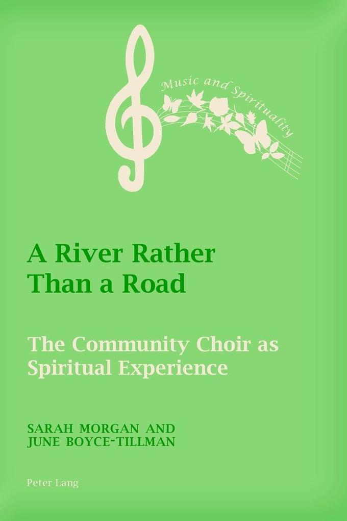 A River Rather Than a Road als Buch von June Bo...