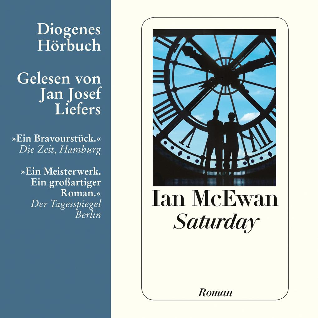 Saturday als Hörbuch Download
