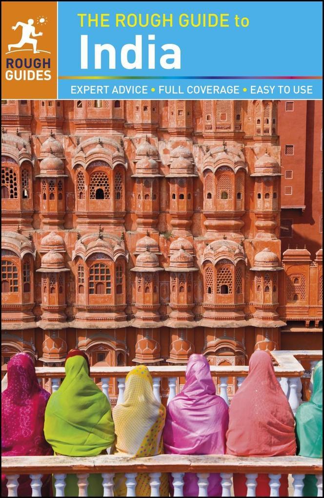 Rough Guide to India als eBook Download von Rou...