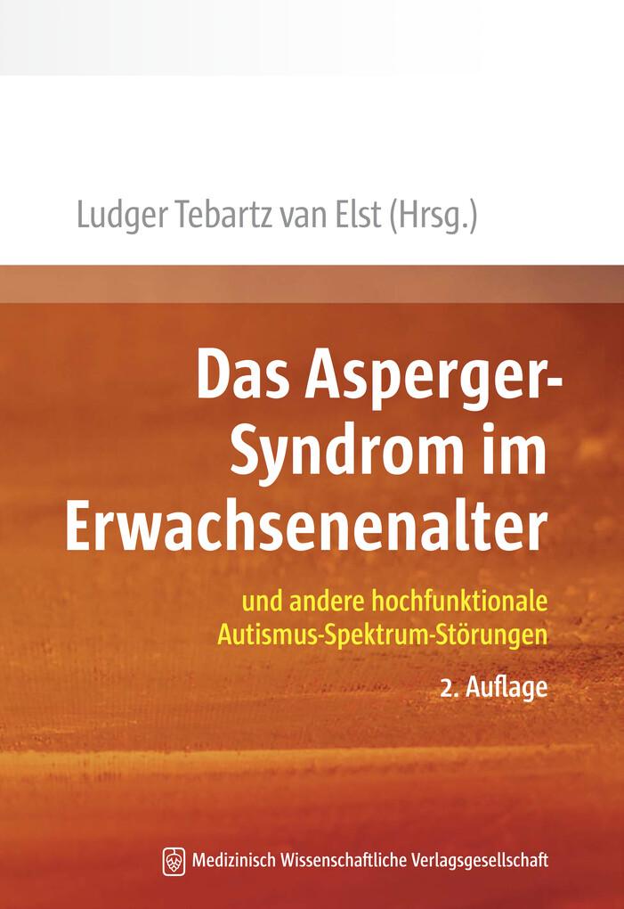 Das Asperger-Syndrom im Erwachsenenalter als eBook