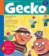 Gecko Kinderzeitschrift Band 55