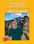 Asi Se Dice! Level 1b, Workbook and Audio Activities