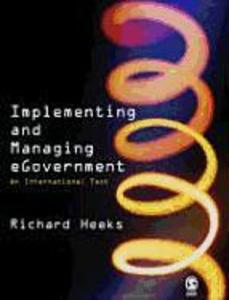 Implementing and Managing eGovernment als Buch
