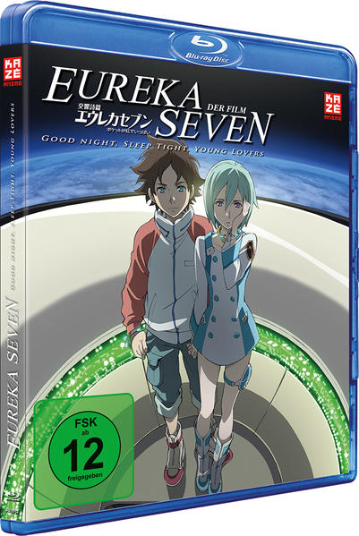 Eureka Seven - The Movie: Good Night, Sleep Tig...