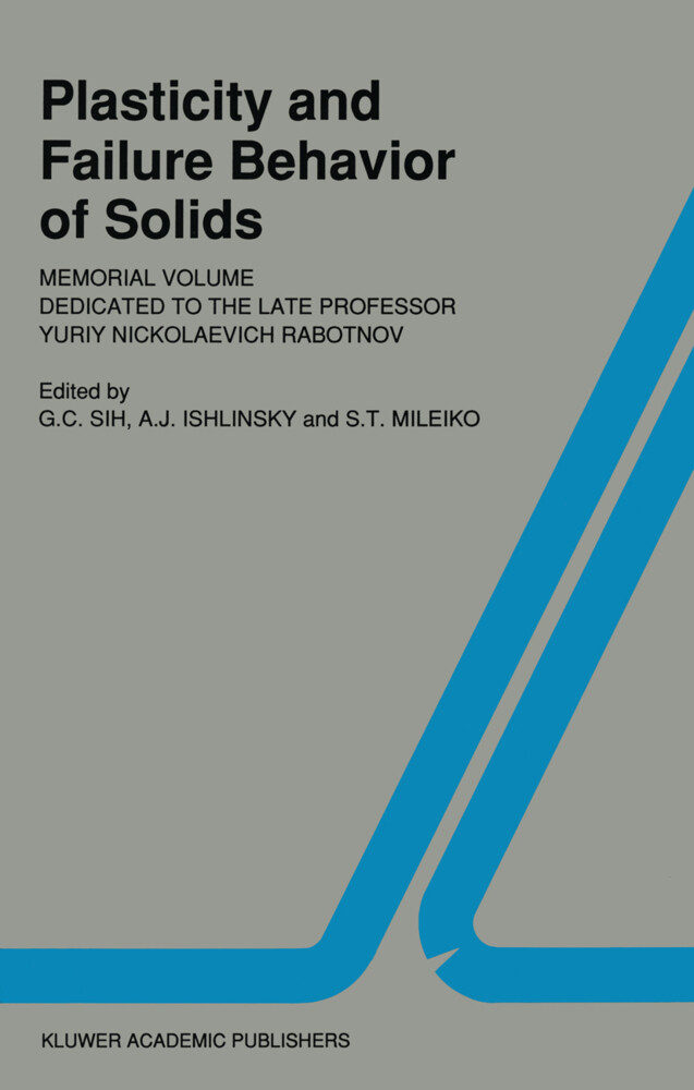 Plasticity and failure behavior of solids als Buch