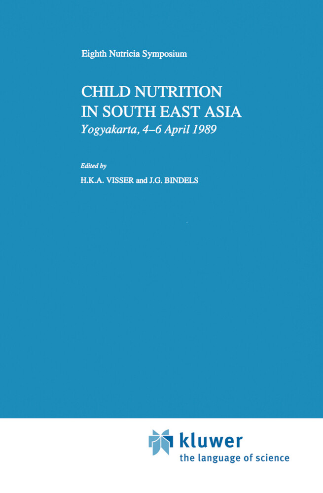 Child Nutrition in South East Asia als Buch