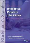 Blackstone's Statutes on Intellectual Property