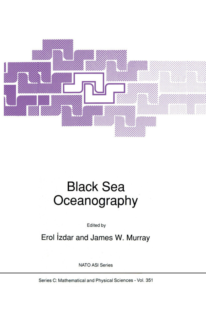 Black Sea Oceanography als Buch