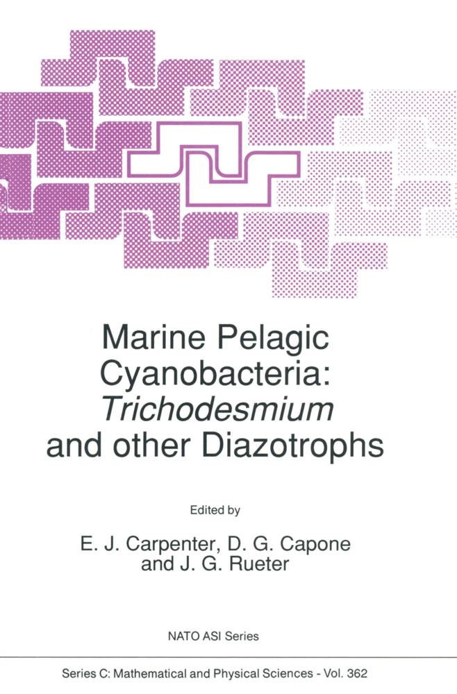 Marine Pelagic Cyanobacteria: Trichodesmium and other Diazotrophs als Buch