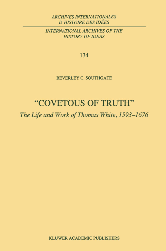 Covetous of Truth als Buch