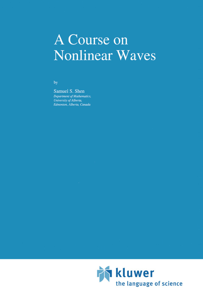 A Course on Nonlinear Waves als Buch
