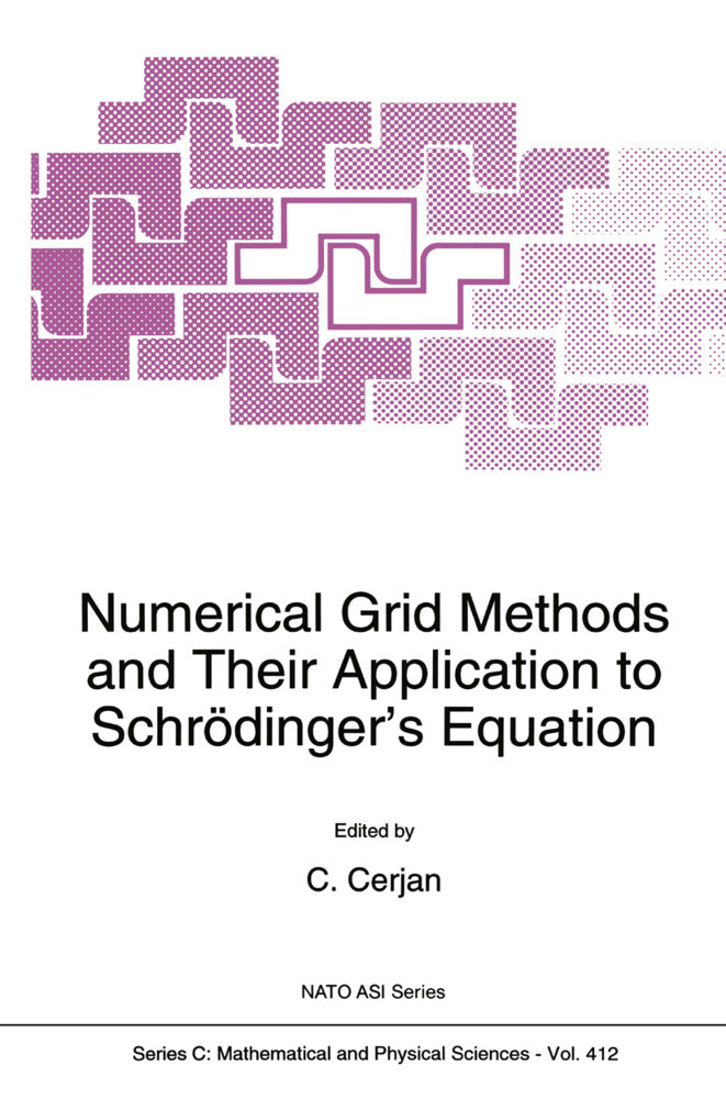 Numerical Grid Methods and Their Application to Schrödinger's Equation als Buch
