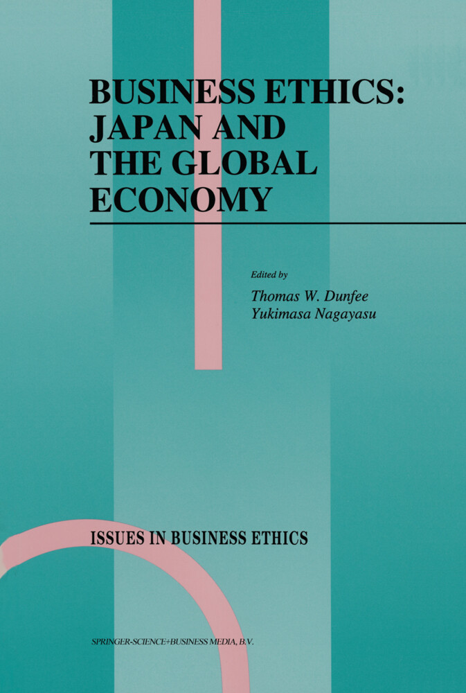 Business Ethics: Japan and the Global Economy als Buch