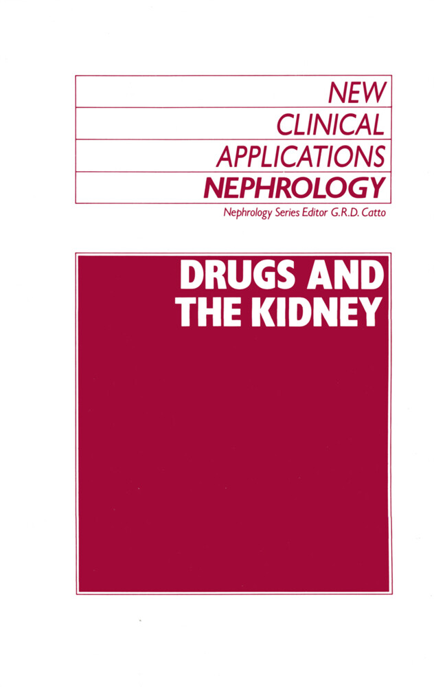 Drugs and the Kidney als Buch