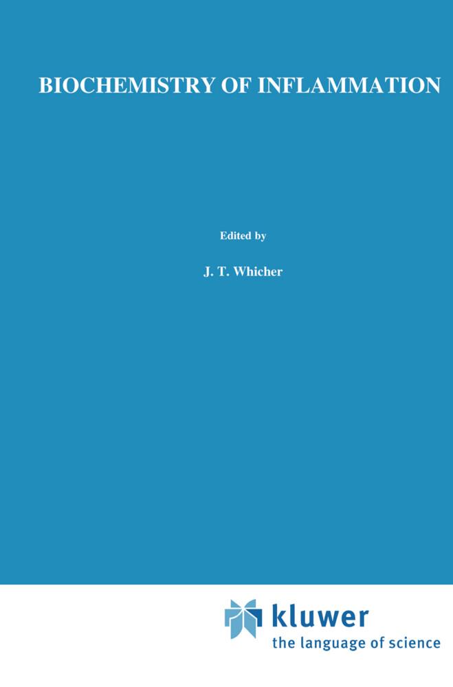 Biochemistry of Inflammation als Buch