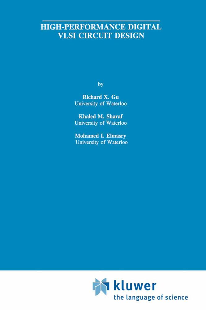 High-Performance Digital VLSI Circuit Design als Buch