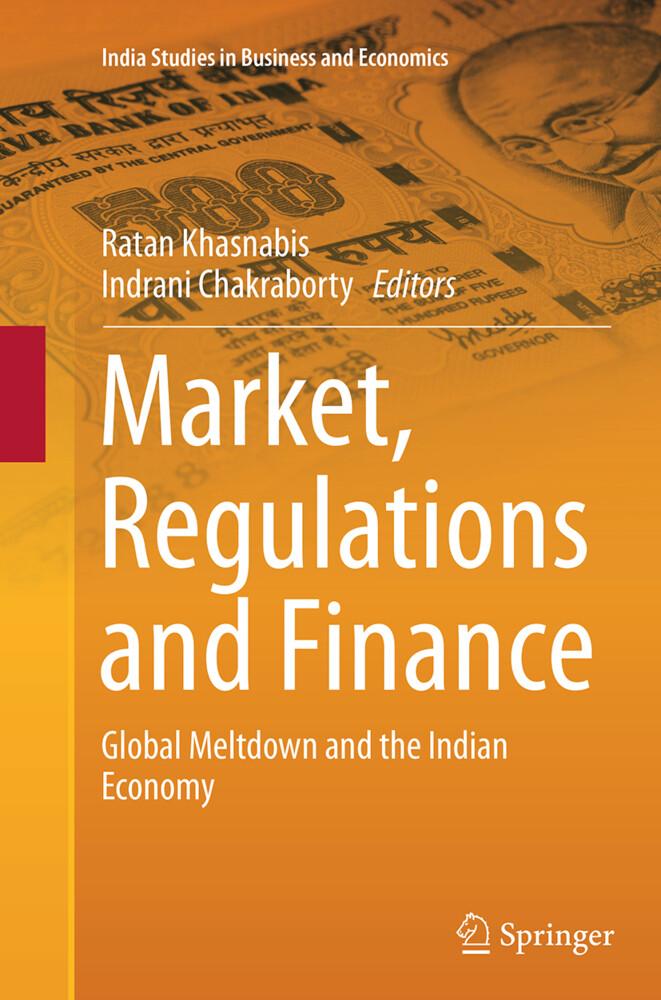 Market, Regulations and Finance als Buch von