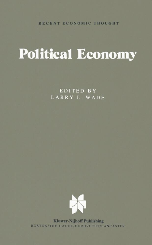 Political Economy als Buch