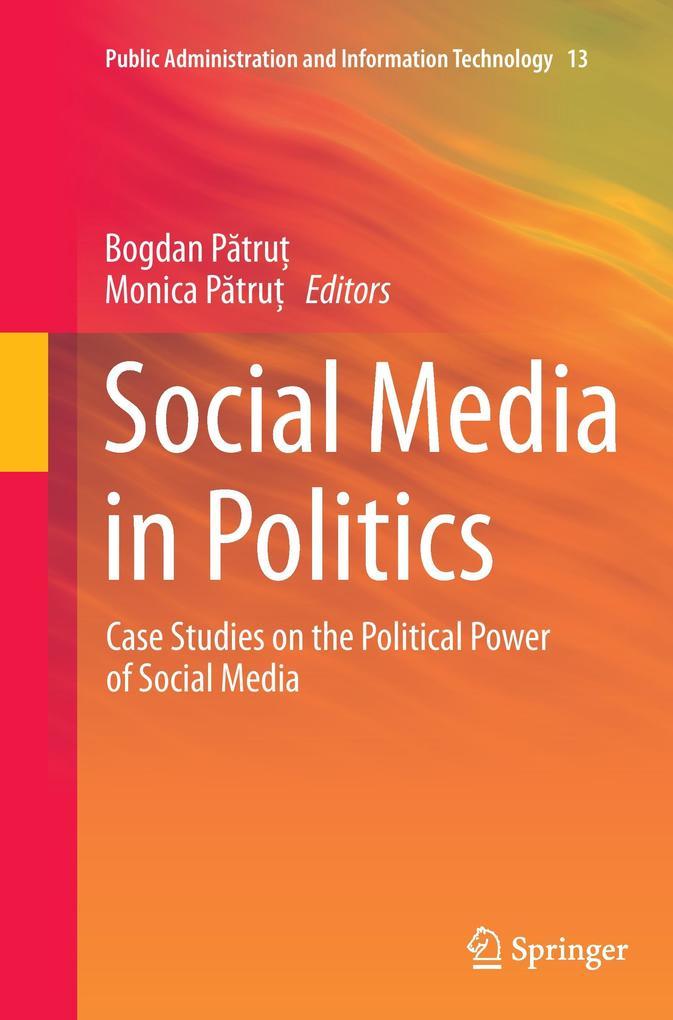 Social Media in Politics als Buch von