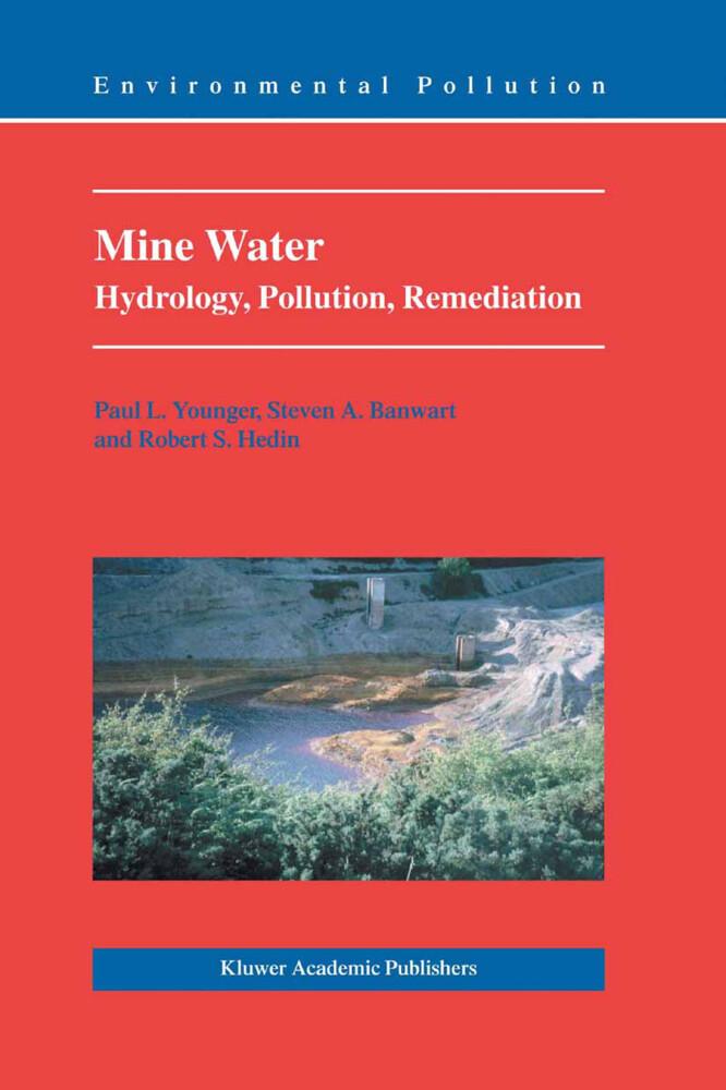 Mine Water als Buch