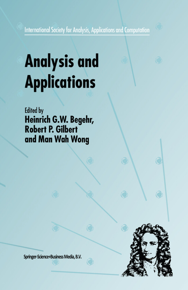 Analysis and Applications - ISAAC 2001 als Buch