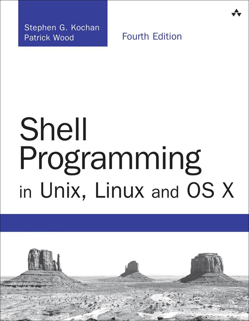 Shell Programming in Unix, Linux and OS X als e...