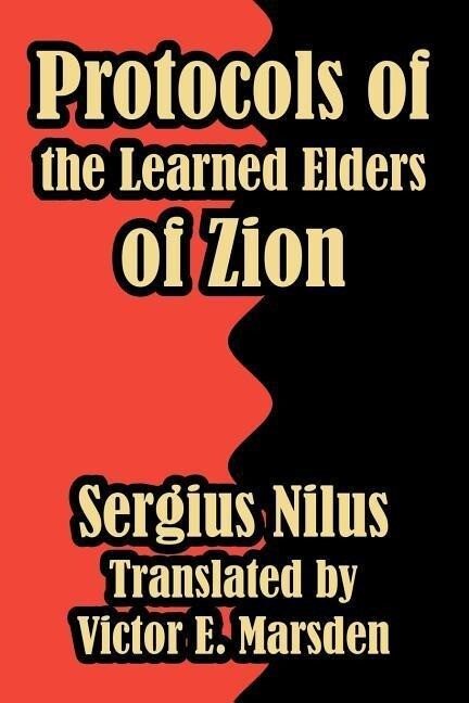 Protocols of the Learned Elders of Zion als Taschenbuch