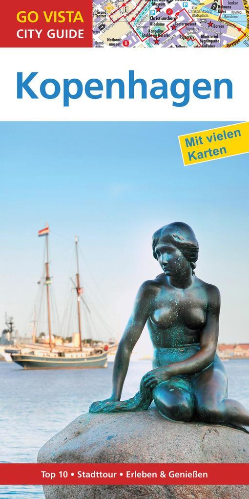 GO VISTA: Reiseführer Kopenhagen als eBook